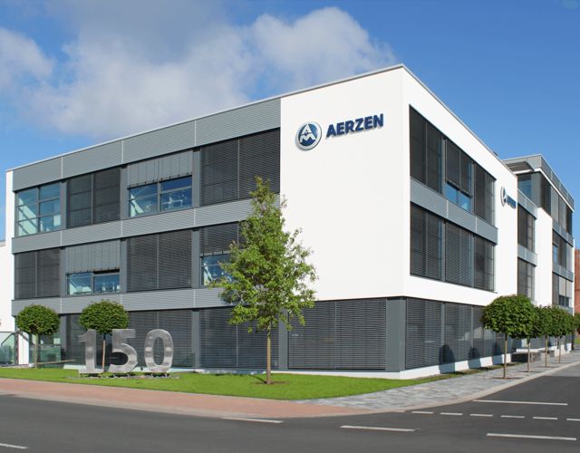 Working for AERZEN