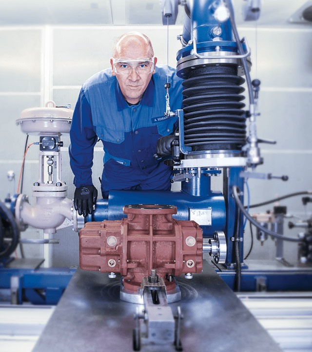 Blowers, Compressors & Turbos – Made by AERZEN
