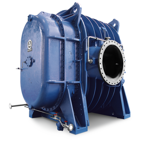 Process Gas Blowers series GQ profile right
