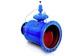 PRESSURE RETAINING VALVES AND OVERFLOW VALVES