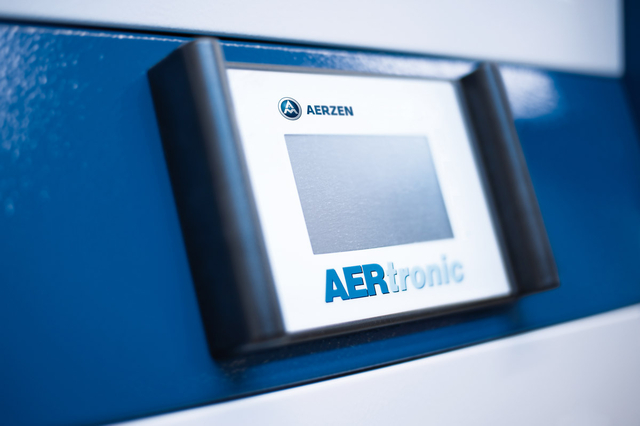 AERZEN Unit Control Systems