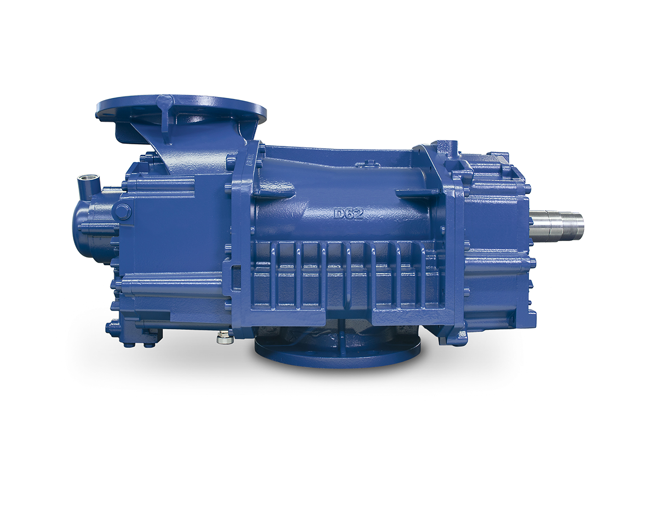 New addition for the rotary lobe compressor series Delta Hybrid