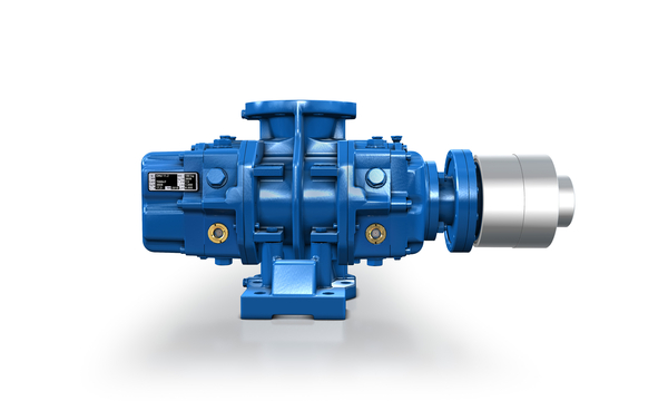Low pressure booster series GMd