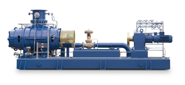Process Gas Blowers series GR