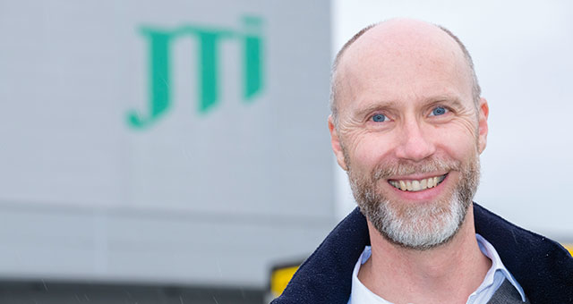 Picture of Arnhelm Köster - Head of Industrial Engineering at JTI in Trier